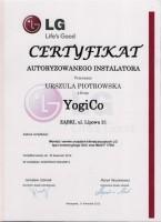 Instalowanie rekuperacji - Certyfikaty #02