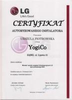 Instalowanie rekuperacji - Certyfikaty #03
