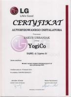 Instalowanie rekuperacji - Certyfikaty #06