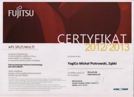 Instalowanie rekuperacji - Certyfikaty #07