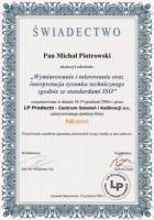 Instalowanie rekuperacji - Certyfikaty #12