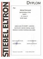 Instalowanie rekuperacji - Certyfikaty #18