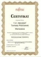 Instalowanie rekuperacji - Certyfikaty #21