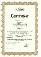 Instalowanie rekuperacji - Certyfikaty #22