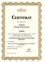 Instalowanie rekuperacji - Certyfikaty #23