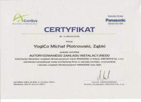 Instalowanie rekuperacji - Certyfikaty #26