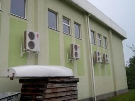 Klimatyzacja w drukarni w Warszawie #02