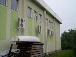 Klimatyzacja w drukarni w Warszawie #03