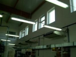Klimatyzacja w drukarni w Warszawie #06