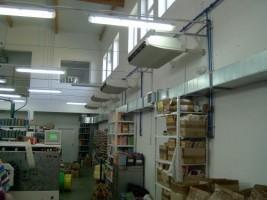 Klimatyzacja w drukarni w Warszawie #07
