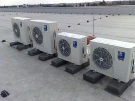 Klimatyzacja w budynku biurowym Bosch w Warszawie #01