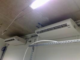 Klimatyzacja w budynku biurowym Bosch w Warszawie #04