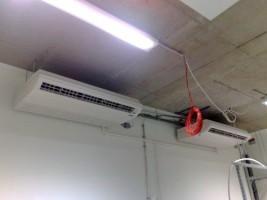 Klimatyzacja w budynku biurowym Bosch w Warszawie #05