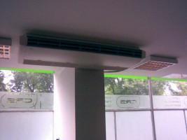 Klimatyzacja w sali rehabilitacyjnej #01