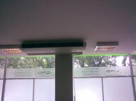 Klimatyzacja w sali rehabilitacyjnej #02