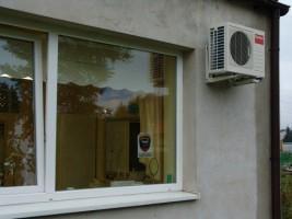 Klimatyzacja w salonie fryzjerskim #01