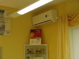 Klimatyzacja w salonie fryzjerskim #02