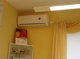 Klimatyzacja w salonie fryzjerskim #05