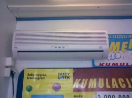 Klimatyzacja w kolekturach lotto w woj. Mazowieckim #03