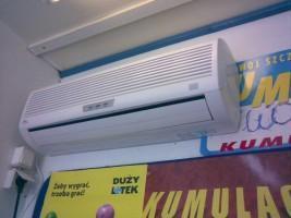 Klimatyzacja w kolekturach lotto w woj. Mazowieckim #06