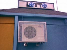 Klimatyzacja w kolekturach lotto w woj. Mazowieckim #09