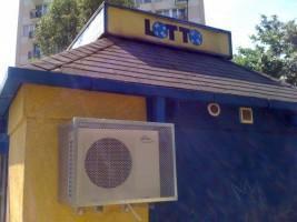 Klimatyzacja w kolekturach lotto w woj. Mazowieckim #12