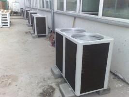 Klimatyzacja w hali produkcyjnej w Ciechanowie #01