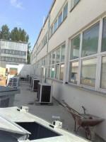 Klimatyzacja w hali produkcyjnej w Ciechanowie #04