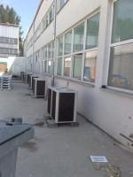 Klimatyzacja w hali produkcyjnej w Ciechanowie #06