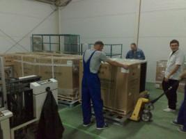 Klimatyzacja w hali produkcyjnej w Ciechanowie #07
