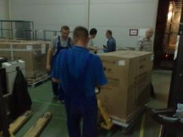 Klimatyzacja w hali produkcyjnej w Ciechanowie #08