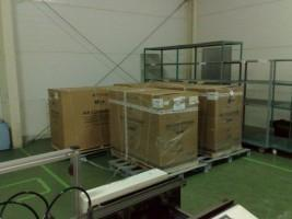 Klimatyzacja w hali produkcyjnej w Ciechanowie #09