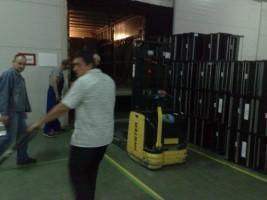 Klimatyzacja w hali produkcyjnej w Ciechanowie #10