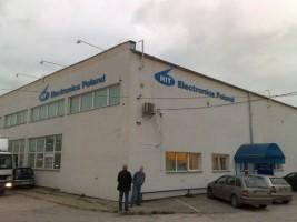 Klimatyzacja w hali produkcyjnej w Ciechanowie #11