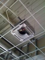 System klimatyzacji vrt w budynku magazynowo-biurowym w Baniosze #01