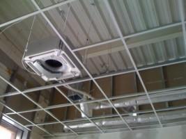 System klimatyzacji vrt w budynku magazynowo-biurowym w Baniosze #02