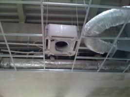 System klimatyzacji vrt w budynku magazynowo-biurowym w Baniosze #03