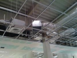 System klimatyzacji vrt w budynku magazynowo-biurowym w Baniosze #04