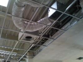 System klimatyzacji vrt w budynku magazynowo-biurowym w Baniosze #06