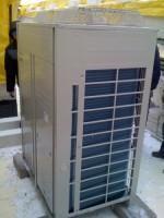 System klimatyzacji vrt w budynku magazynowo-biurowym w Baniosze #07