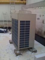 System klimatyzacji vrt w budynku magazynowo-biurowym w Baniosze #08