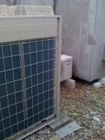 System klimatyzacji vrt w budynku magazynowo-biurowym w Baniosze #16