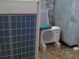 System klimatyzacji vrt w budynku magazynowo-biurowym w Baniosze #18