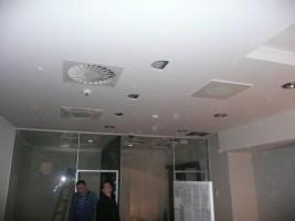 Klimatyzacja i wentylacja w banku HSBC w Warszawie #01