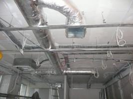 Klimatyzacja i wentylacja w banku HSBC w Warszawie #02