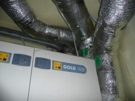 Klimatyzacja i wentylacja w banku HSBC w Warszawie #05