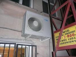 Klimatyzacja i wentylacja w banku HSBC w Warszawie #13