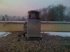 Wentylacja i klimatyzacja w klinice kardiologicznej w Warszawie #04