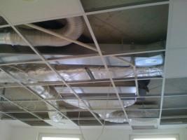 Wentylacja i klimatyzacja w klinice kardiologicznej w Warszawie #08