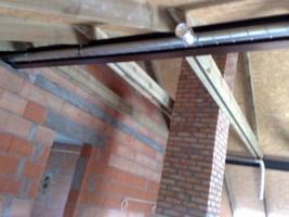 Rekuperencja domu jednorodzinnego w Izabelinie #04